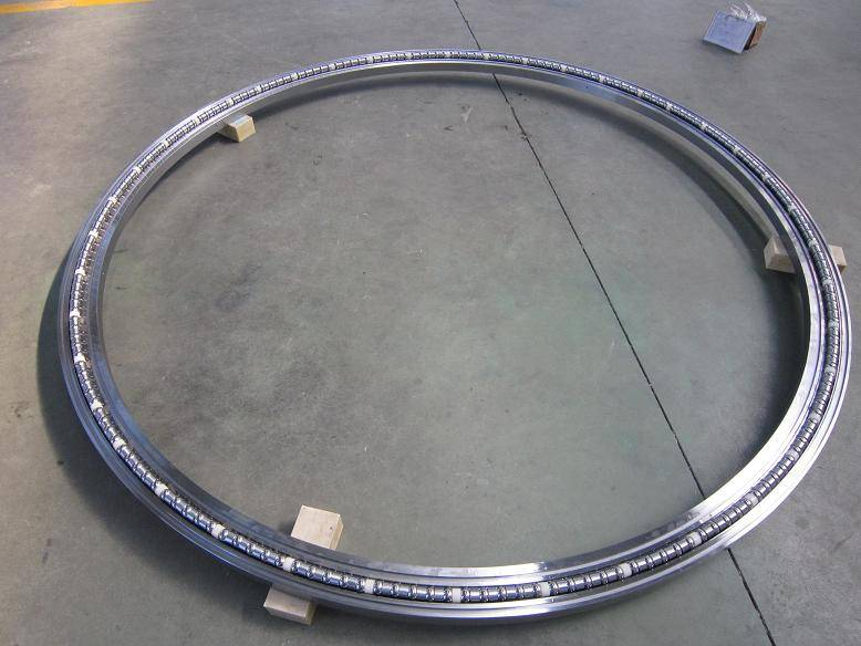 Double-row Different Diameter Ball Slewing Bearing / Slewing Bearing / Slewing