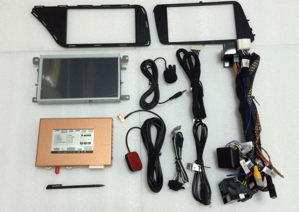 GPS system Multimedia video system