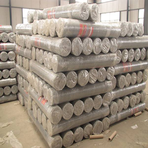 welded wire mesh ISO9001 certification
