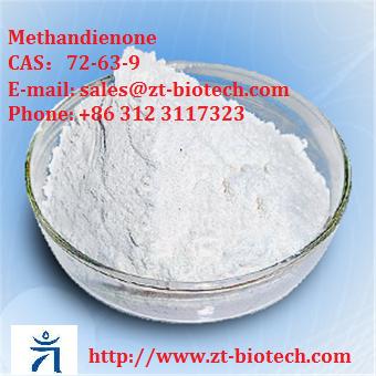 Methandienone CAS:72-63-9
