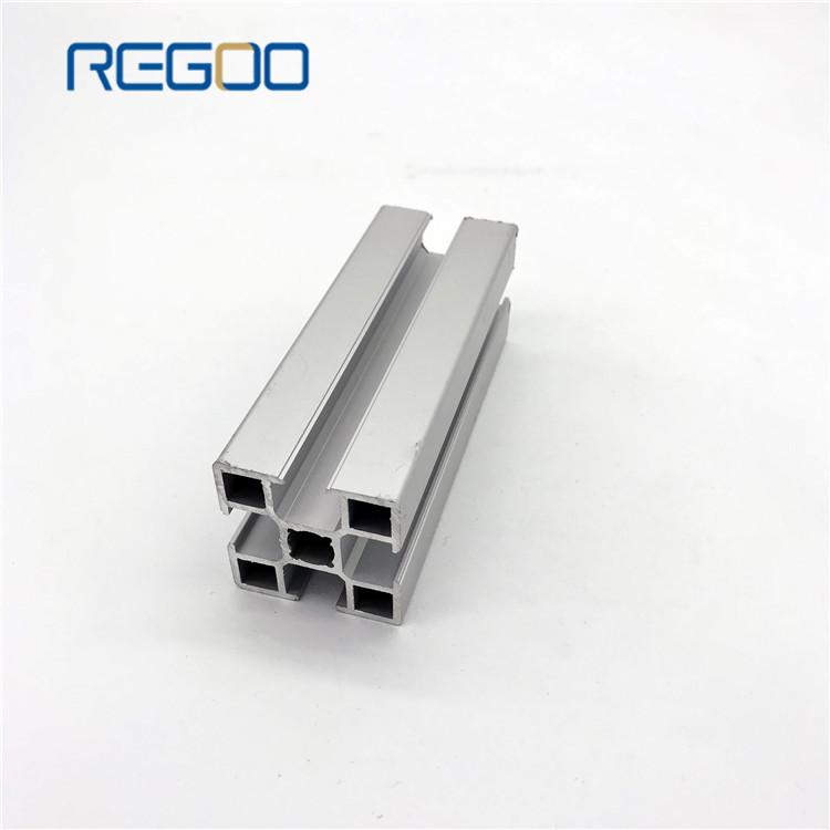 6063 6061 T5 T6 Custom Industrial Aluminum Extrusion Profile for Sale