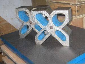 mounting in mechanical Cast iron V Blocks