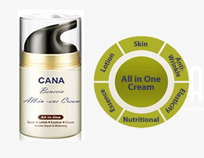 CANA Benecia All-In-One Cream