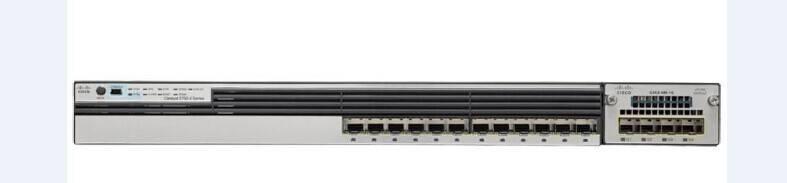 WS-C3750X-12S-S cisco switch