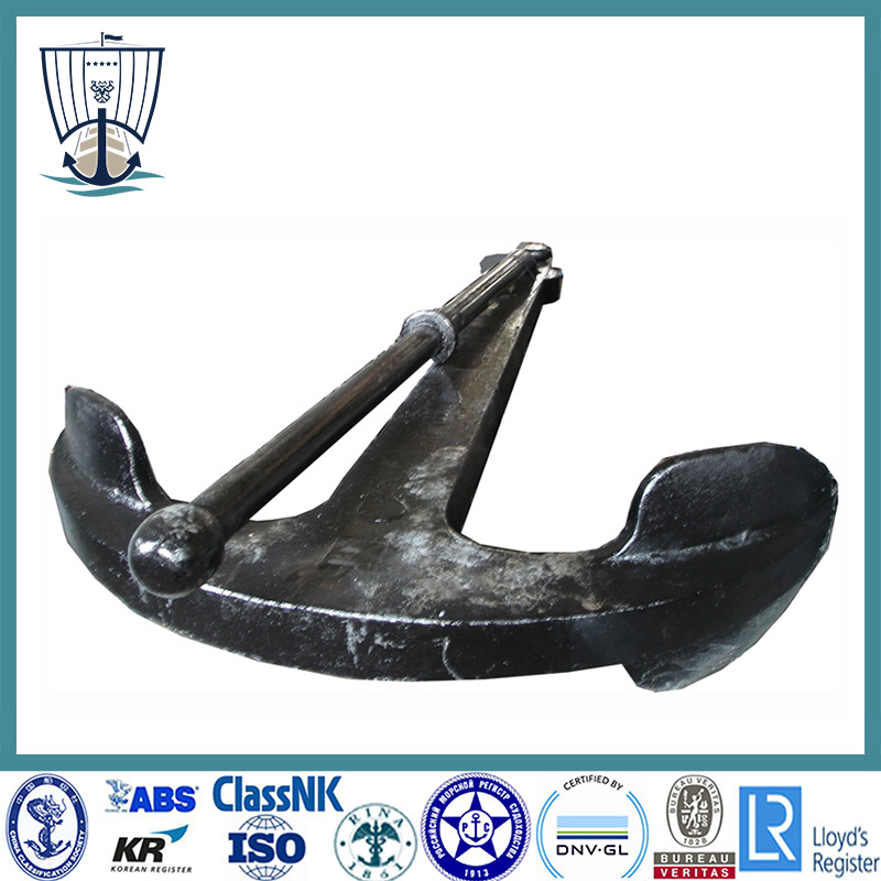 Marine Casted Stock Admiralty Anchor