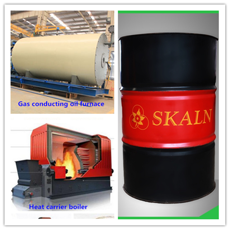 SKALN Synthetic High Temperature Heat Transfer Fluid