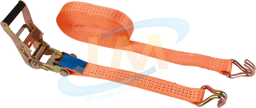 "1.5"" 35mm/38mm Ratchet Tie Down cargo strap"