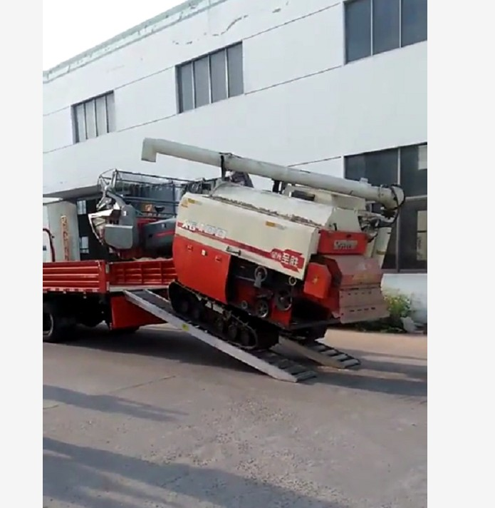 auto loading ramps support to 9900lbs