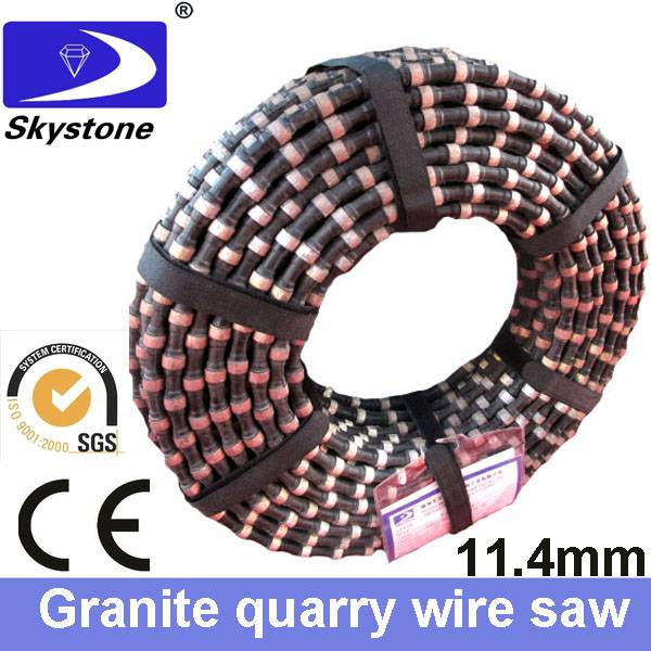 Diamond Wire Saw for Granite and Marble Quarry Mining