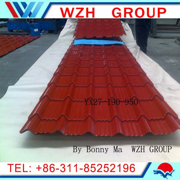 Best selling steel sheet and roof sheet galvanized steel / corrugated steel roofing sheet