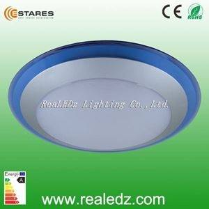 16W LED ceiling light with start lighting effect