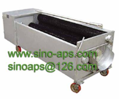 Potato Washing and Cleaning machine