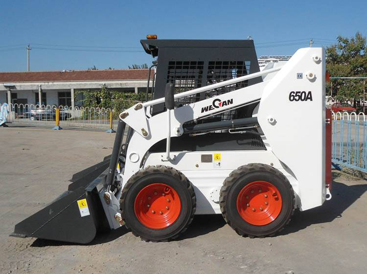 Skid steer loader with good quality and competitive price
