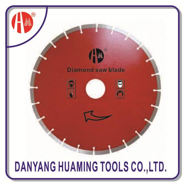 segmented diamond saw blade for masonry,brick,block,,concrete,stone