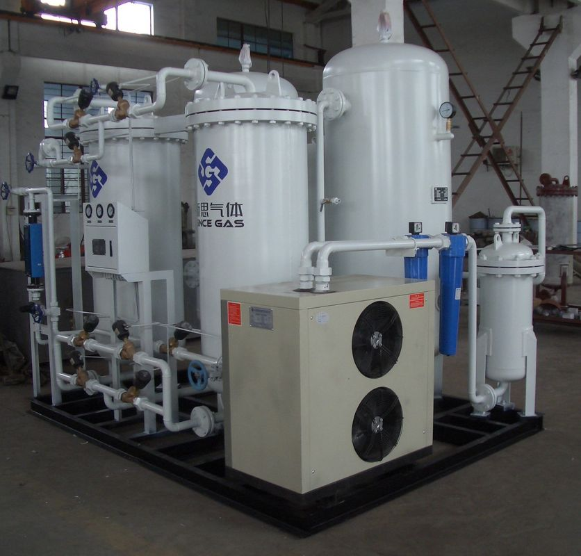 Traditional Power Metallurgy Products PSA Nitrogen Generator , Psa Nitrogen Plant