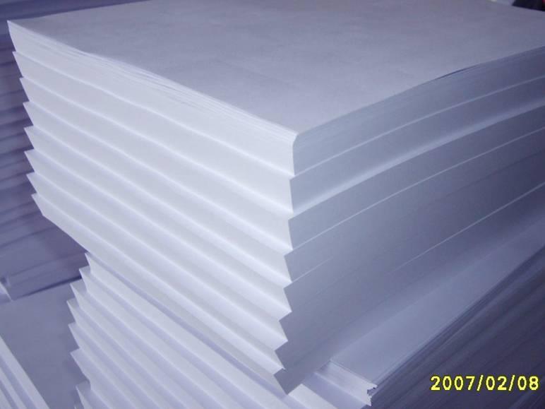 White  Colored Paper