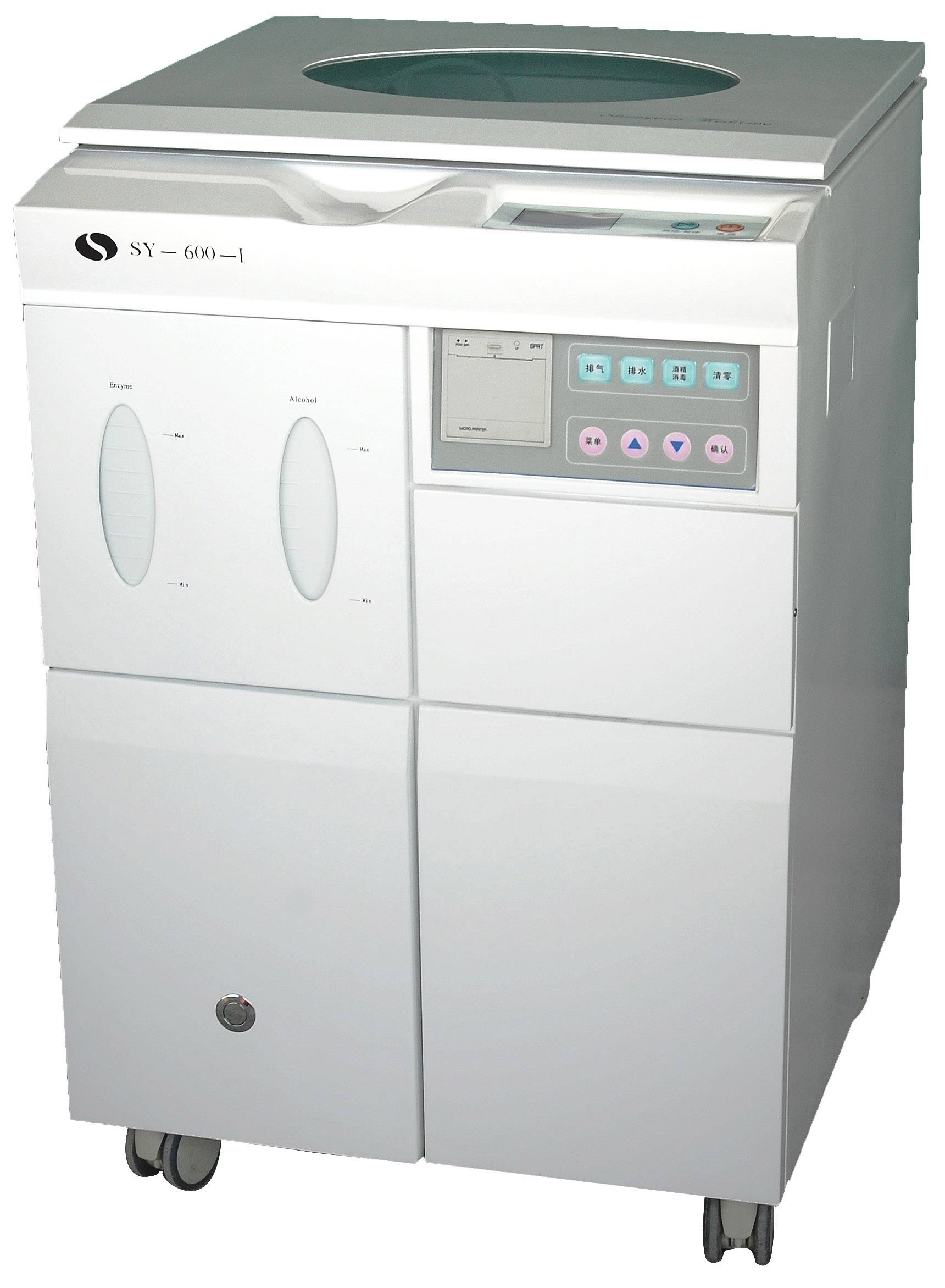 Endoscope washer and disinfector