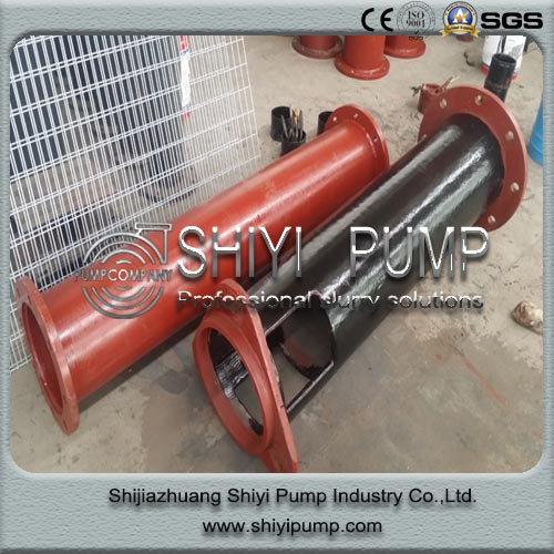 China High Efficient Water Treatment Heavy Duty Centrifugal Vertical Sump Pump