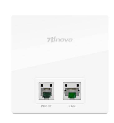 300Mbps Wireless in-Wall Ap