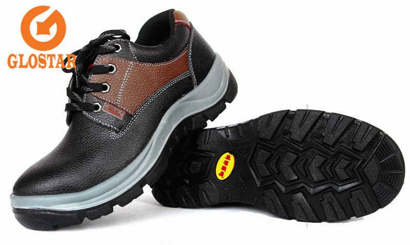 PU Injection Embossed safety shoes
