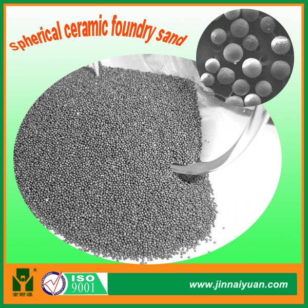 Light Ceramic Cast Iron Sand from China Supplier