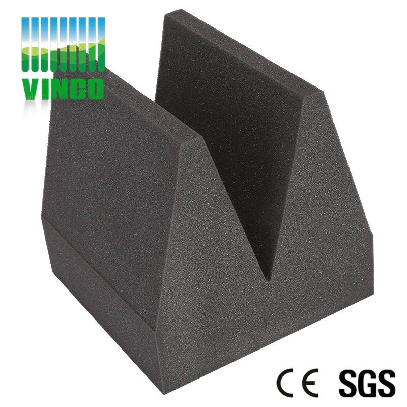 acoustic type material acoustic wedge foam /sound isolation sponge