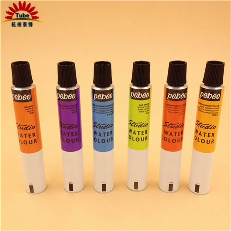 good price flexible aluminum paint tubes