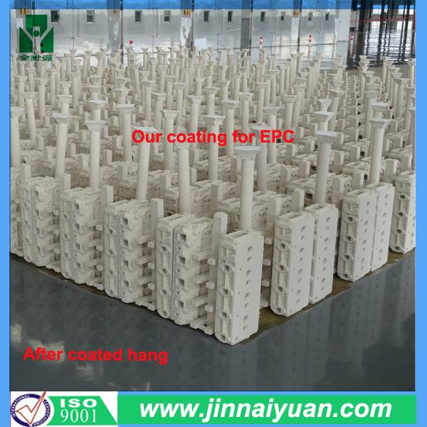 Refractory Product for Casting
