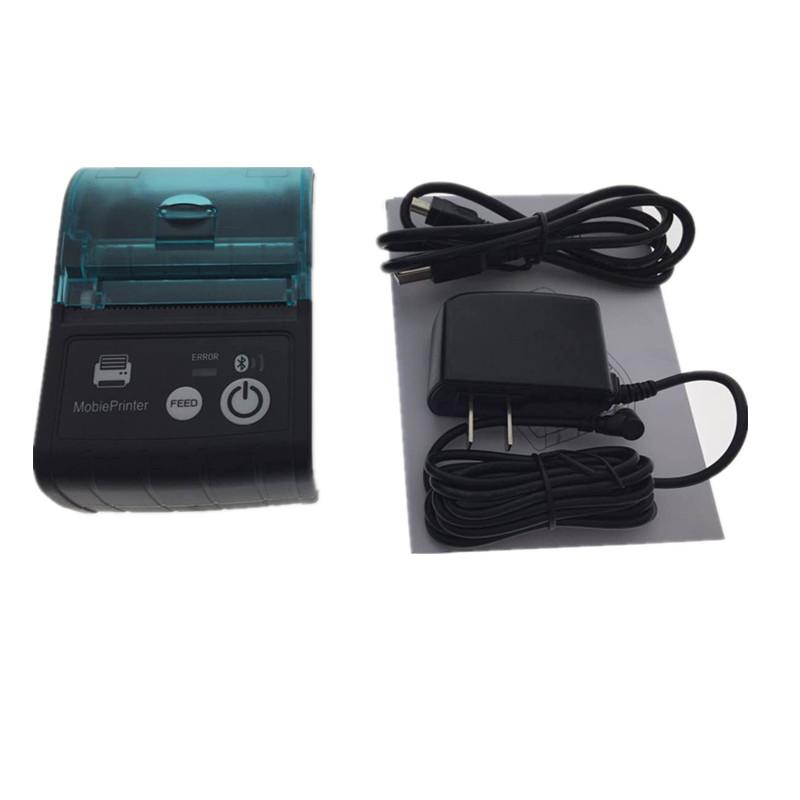 Mobile printer bluetooth compatible with ESC/POS command/OPOS