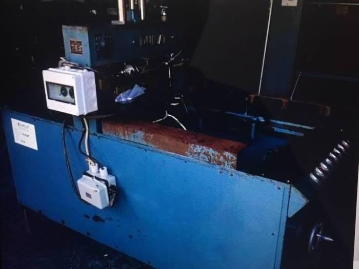 Gold-Foiling machine Dukat GST [1966]