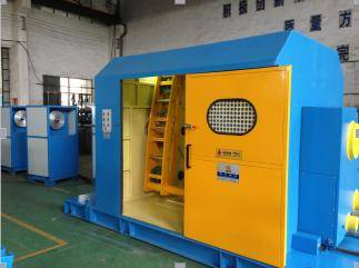 Fuchuan FC-XB1000 Cantilever Single Twist Machine/Cable Laying Machine