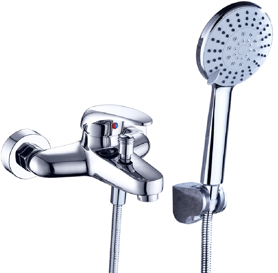 bathroom shower set shower head