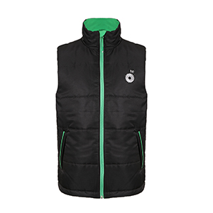Anti-static padded vest