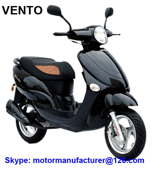 VENTO Scooter JNEN Motor Popular Design 2016 Fashion Model Gasoline Scooter 50CC/125CC CDI/EFI EEC/E