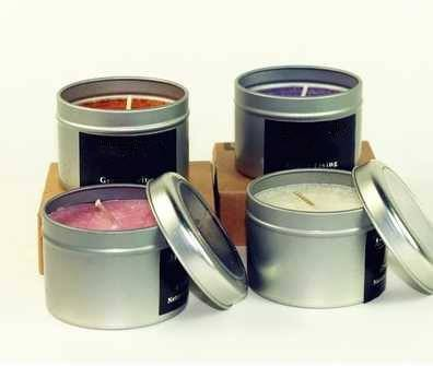 Hot Sell Scented Candle Soy bean Candle Wholesale