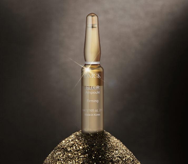 DMCK Anti-Aging Elixir Vial Ampoule - elasticity & wrinkle-care