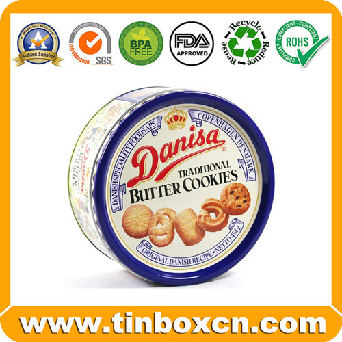 Tin Box,Tin Can,Round Tin Box,Metal Box,Food Packaging
