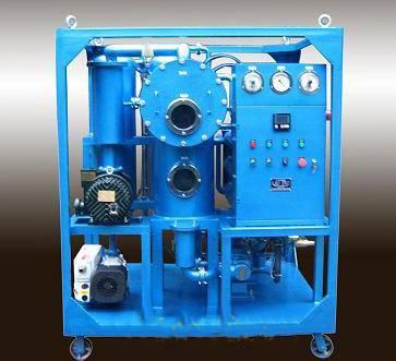 High Vacuum Transformer Oil Filter Machine