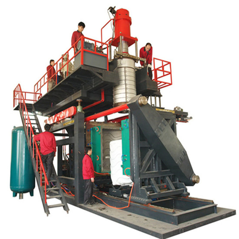 water tank blow molding machinery