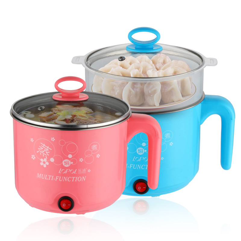 mini multi electric hot pot cooker for kids student