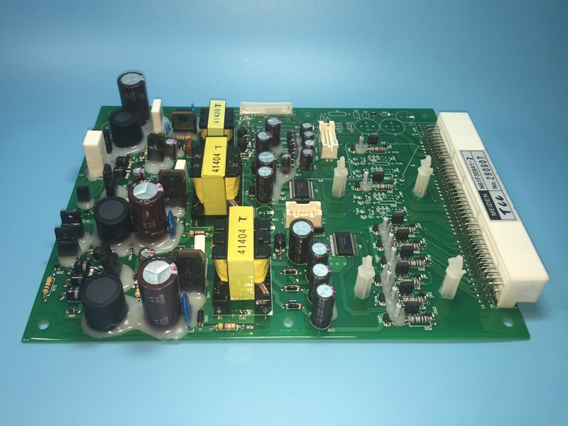 TCM Counterweight forklift FB-7 series power control board N61F30841C N61F30841-7 181E2-62411