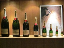 Moet & Chandon Brut Imperial champagne French Origin.