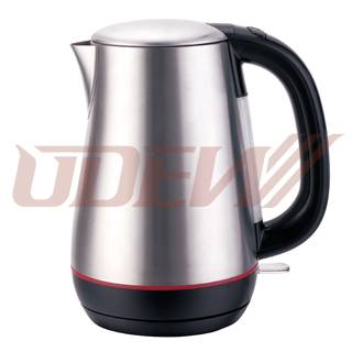 1.7L Cordless 304 Stainless Steel Concealed Electric Kettle