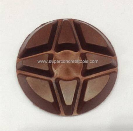 Nato Copper Bond Transitional Pads