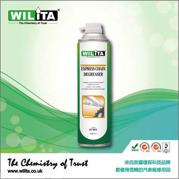Wilita Bike Express Chain Degreaser