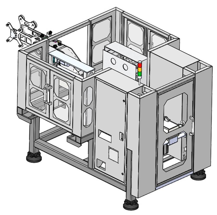 Side Entry Robot