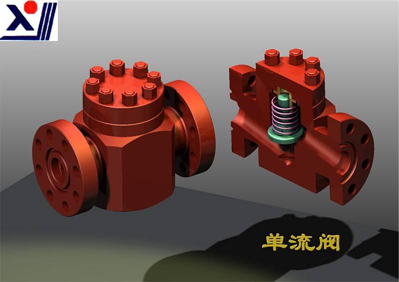 API 6A Check valve
