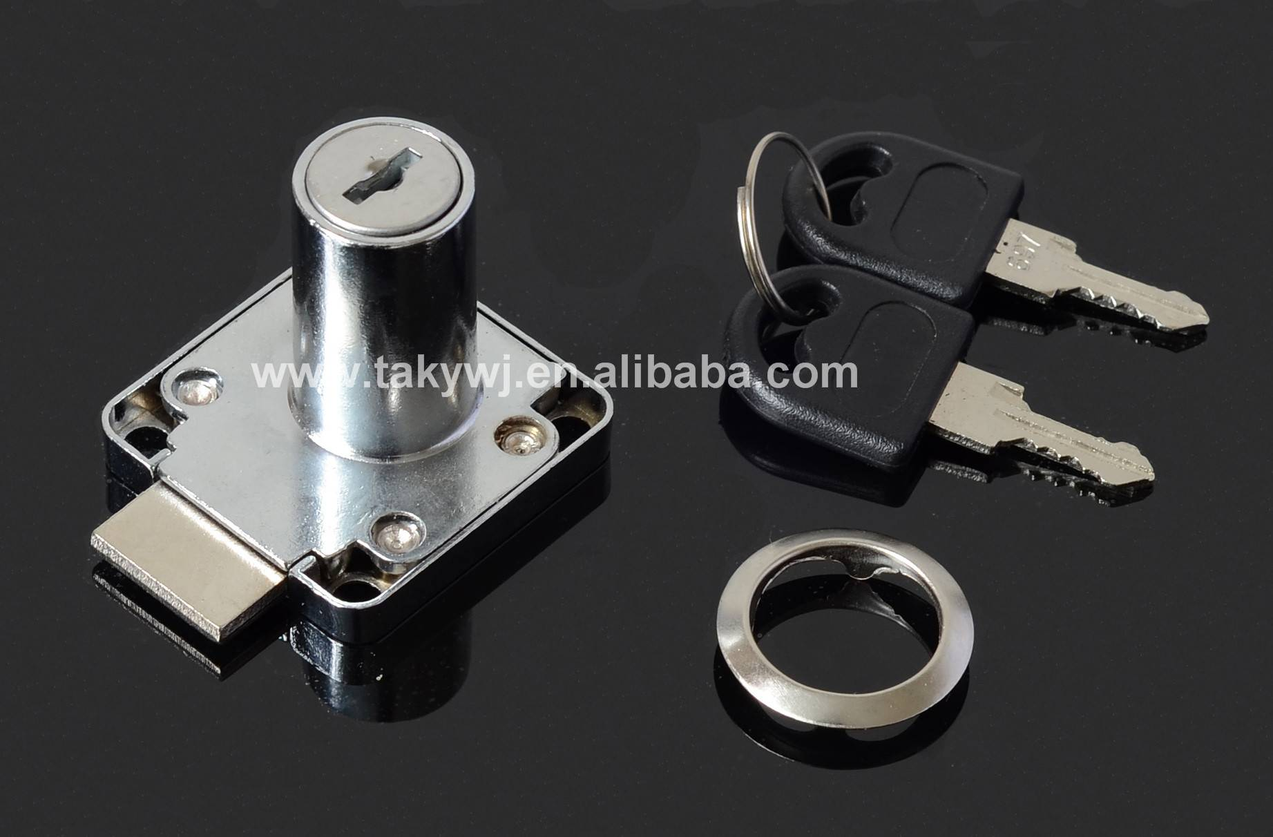 138-22 metal drawer lock for furniture