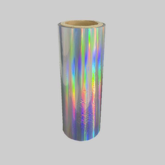 offset printing material pet metallized laminating filme