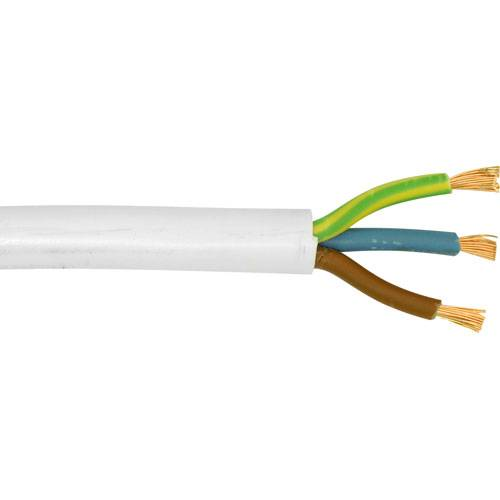 Flexible Cable 300/500V RVV3*0.75sqmm
